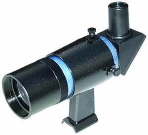 Sky-Watcher - Buscador de telescopio con soporte de fijación (9x50, 9 aumentos, objetivo de 50 mm)