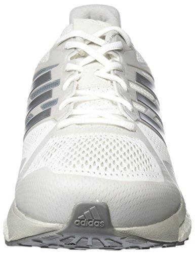 Adidas Mænd Super Nova St M Løbesko Elfenben (ftwr Hvid / Sølv Mødte / Grå Én) OWfJ6l