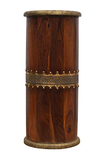 Christmas Gift Wooden Umbrella Stand Rack 18 Quot Freestanding