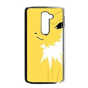 Pokemon 005 funda LG caso G2 teléfono celular funda W3Z6AQWTUW negro