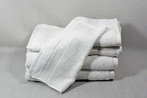 Ralph Lauren Spa White Towel Set 6 pc - Westlake 100% Cotton