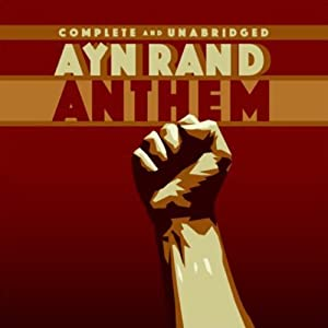 Anthem Audiobook by Ayn Rand Narrated by Paul Meier