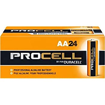 Amazon.com: Duracell MN1500 Duralock Copper Top Alkaline