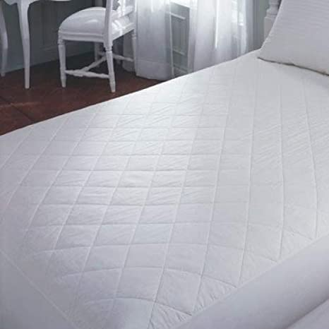 14 depth Downright 100/% Cotton Top Mattress Pad Full