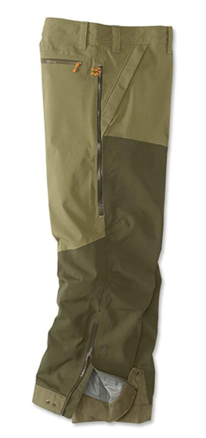 8a6137e225b24 Amazon.com : Orvis Men's Toughshell Waterproof Upland Pants : Sports ...
