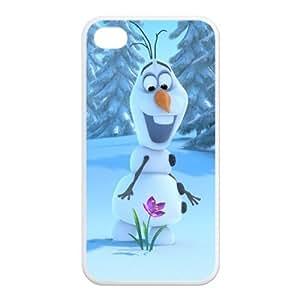 4s case,Frozen Snowman Olaf Design 4s cases,4s case cover,iphone 4 case,iphone 4 cases,iphone 4s case cover,iphone 4s cases, Frozen Snowman Olaf design TPU case cover for iphone 4 4s