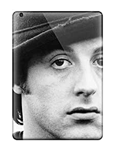 (QconAaQ10803Pjtmu)durable Protection Case Cover For Ipad Air(sylvester Stallone )