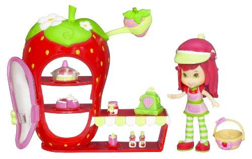 Strawberry Shortcake Strawberry Sunrise Berry Market (Strawberry Mini Hasbro Shortcake)