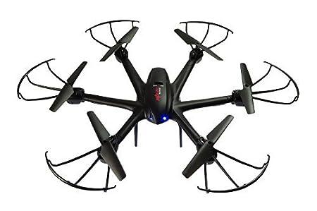 MJX Drone Control Remoto Quadcopter con Cámara HD  GHz Canales Axis