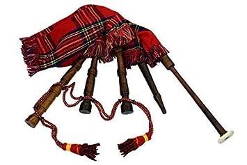 c92ea8c9e3 Niños Juguete GAITA / Junior JUGABLE Gaitas / Infantil Gaita COMPLETO Royal  Stewart con Royal Stewart CUERDA: Amazon.es: Instrumentos musicales