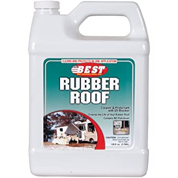 Superior B.E.S.T. 55128 Rubber Roof Cleaner And Protectant