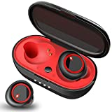 Wireless Earbuds Bluetooth Headphones 5.0 in-Ear Stereo Wireless Earphones with Charging Case IPX7 Waterproof 28H Play...