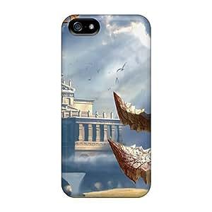 Fashion Protective God Of War 2 Game Case For Iphone 6 4.7 Inch Cover WANGJING JINDA