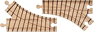 product image for Wooden Train Track - Switch Pair - Made in USA