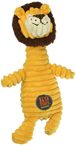 Charming 61198 Squeakin' Squiggles Lion Squeak Toys