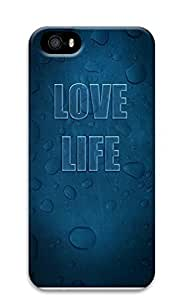 Case For HTC One M7 Cover Love Live Blue 3D Custom Case For HTC One M7 Cover