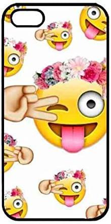 Funny Emojis Phone Coque Snapchat Emojis iPhone 5/ iPhone 5s Coque ...