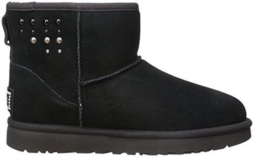Ugg® Australia Classic Mini Pearls Boots Black Black TDFGUpnE