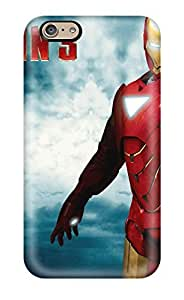 Best New Fashionable Cover Case Specially Made For Iphone 6(iron Man 3) 3057218K29464698