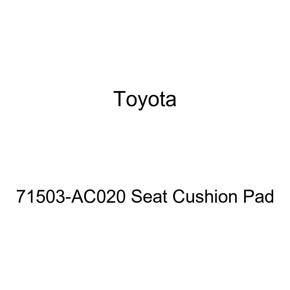 Toyota Genuine 71503-AC020 Seat Cushion Pad