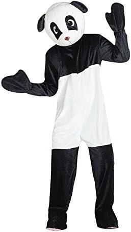 Car&Gus Disfraz Mascota Oso Panda para Adultos: Amazon.es ...