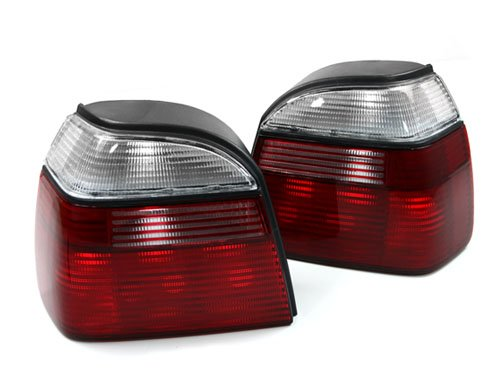 93 99 Factory Style Replacement Taillights product image
