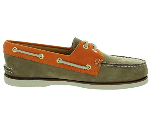 Sperry Top-Sider Hombres de oro auténtico original Boat Shoe Tan/Orange