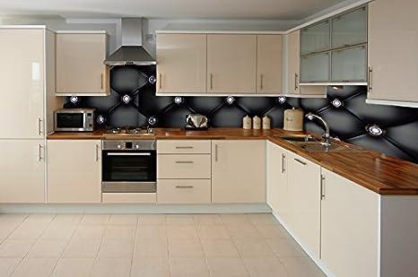 Ruvitex 3d decor sticker alzatina in vinile pvc della cucina