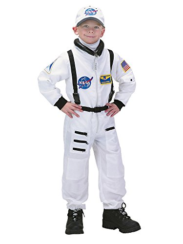 aeromax jr astronaut suit with nasa patches and diaper snaps - Diaper Costume Halloween