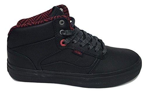 Vans Mens Bedford Ballistic Sneakers Blackblack 6.5 Blackblack