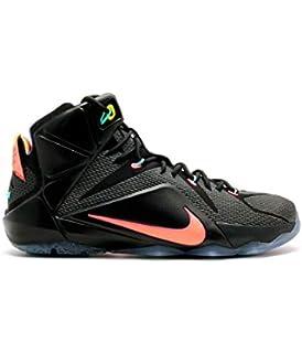 big sale d9489 3d90a Nike Men s Jordan Eclipse Chukka Basketball Shoes · 9,235.00 · TheLeBron 12  Data Black Basketball Shoes