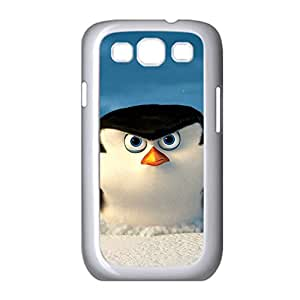 Generic Tpu Design Back Phone Covers For Kid Custom Design With Penguins Of Madagascar For Samsung Galaxy S3 I9300 Choose Design 2