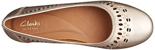 Henderson Gold Gold Hot Clarks Leather vcdwz