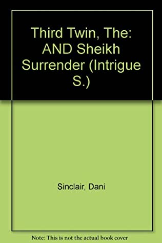 book cover of The Third Twin / Sheikh Surrender