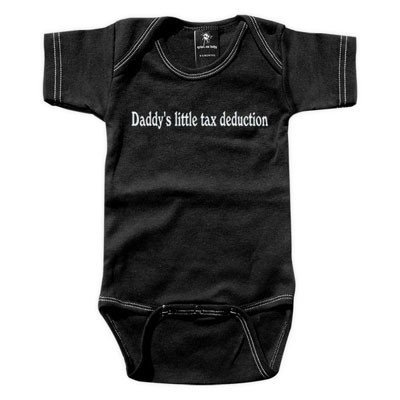 Rebel Ink Baby Daddy's Little Tax Deduction from Rebel Ink Baby