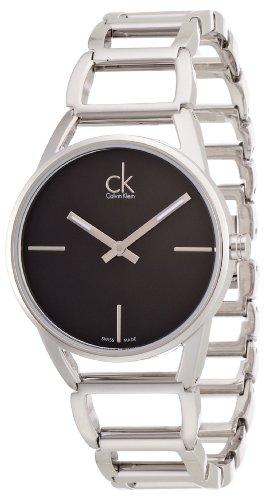 Calvin Klein CK Stately Ladies 'Watch XS Analog Quartz Stainless Steel K3G23121 (Women Ck Watch For)