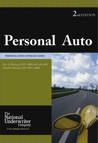 Personal Auto Coverage Guide