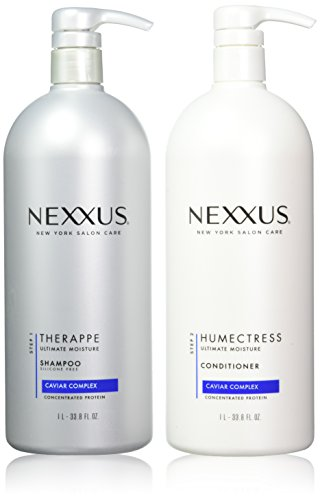 Nexxus Therappe Humectress Shampoo and Conditioner, Combo Pack, 33.8 oz, 2 count