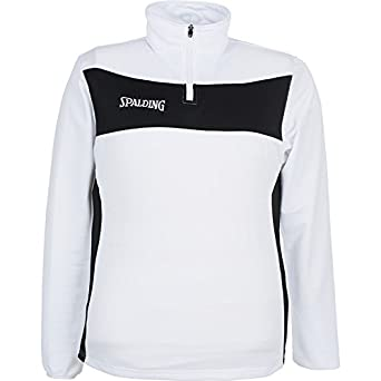 Spalding Uomo Evolution II 1//4/ Zip Top a Maniche Lunghe