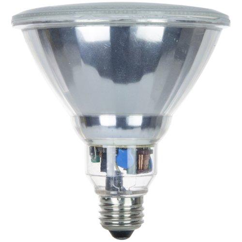 Sunlite SL20PAR38/65K 20 Watt PAR38 Energy Saving CFL Light Bulb Medium Base Daylight
