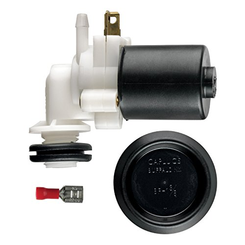 ACDelco 8-6706 Professional Windshield Washer Pump, N/A in