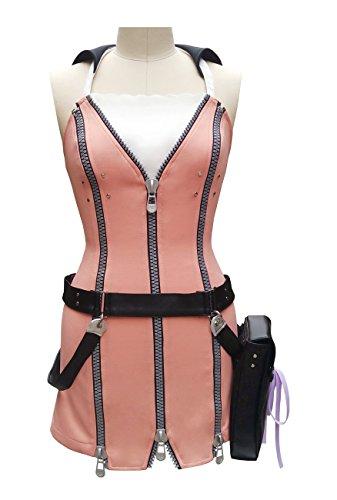 DAZCOS Premium Kingdom Hearts Kairi Women's Cosplay Costume (Women (Cosplay Female Costumes)