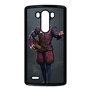 LG G3 Cell Phone Case Black_The Witcher 3 Wild Hunt review Dandelion_002 TR2283260