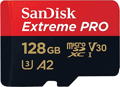 100MBs A1 U1 C10 Works with SanDisk SanDisk Ultra 128GB MicroSDXC Verified for Sony E6853 by SanFlash