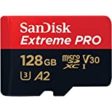 Cartão Micro Sd Sandisk Extreme Pro 128gb A2 Lacrado