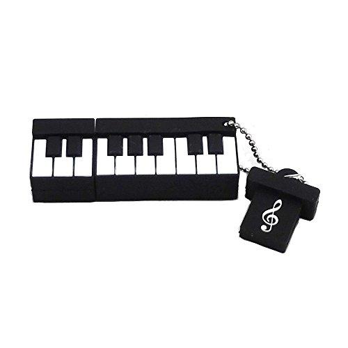 (Aneew Pendrive 32GB Music Piano Instrument Model USB Flash Drive Memory Stick U Disk)