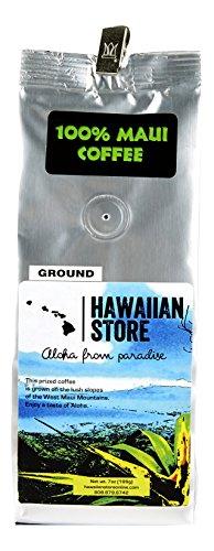 Hawaiian Store 100% Maui Hawaii Coffee - Hawaiian Store