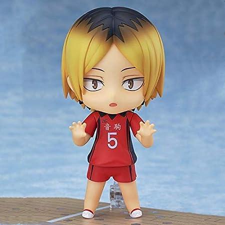 N2 Anime Haikyu Oikawa Tooru #563 Kozume Kenma #605 Action Figuras Cute Toy PVC Model Doll Collectible Xmas Gift Color 605 no Box Code A346