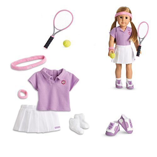 American Girl Doll Tennis set by American Girl