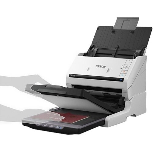 Epson B12B819011 Document Scanner Flatbed Scanner Dock by Epson